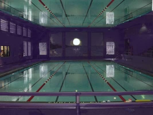 Night swim for Community center toronto swimming pool